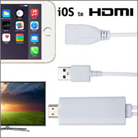 Digital AV Adapter for Lighting iPhone / iPad