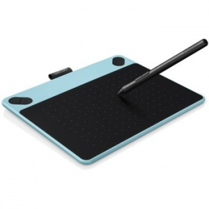 INTUOS ART PEN AND TOUCH SMALL BLUE