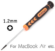 JAKEMY Screwdriver 5-Point Star 1.2mm, for MacBook Air / Pro, [JM-8119]