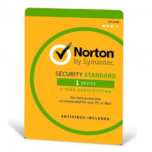 Norton Security Standard,  1 User, 1 Device 1 Year...
