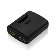 HDMI SWITCH: 4K UHD Switch Box 2 in 1 Out - 2 Port...