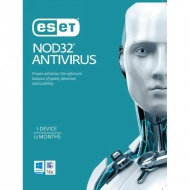 ESET NOD32 Antivirus OEM 1 Device 1 Year (e Licenc...