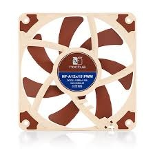120mm Noctua NF-A12x15 PWM 1850RPM Fan