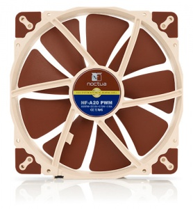 200mm Noctua NF-A20 PWM 800RPM Fan