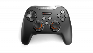 Black Stratus XL Wireless Gamepad For Windows &amp...