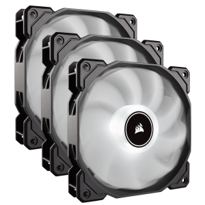 Corsair Air Flow 120mm Fan Low Noise Edition / Whi...
