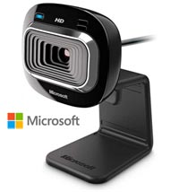 Microsoft LifeCam HD-3000 USB 720P 30fps Webcam, [...